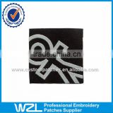 Wholesale cheap price wash woven label tags of hem woven label                                                                         Quality Choice                                                     Most Popular