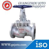 GB/DIN/API Stainless Steel and Cast Steel bellow seal globe valve