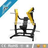 Home Gym Weight Machine Wide Chest Press with Plate-loaded