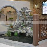 Vinyl Deck Post / Plastic Decking Pillar Supplier In China