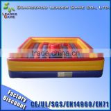 Commercial inflatable giant twister game for sport party