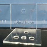 China factory 3-25mm low iron clear Tempered Glass, Low iron float glass,10mm clear toughen glass