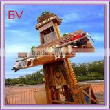 Amusement park equipment lovely game frog jump