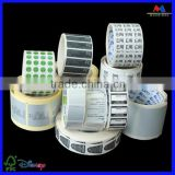 Wholesale Barcode Label Sticker In Roll /Roll adhesive Label Sticker /Barcode Label And Sticker Printing