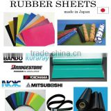Durable and Reliable adhesive backed rubber sheet with multiple functions made in Japan