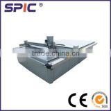 High speed l flatbed plotter cutter with servo