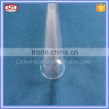UVC quartz pyrex galss tube for uv lamp