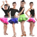 Latest Latin Dance Latin dance costume girls dress fashion sexy Latin dance costumes suit