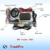 electronic tracking device and Automotive Use GPS Vehicle Tracker for boat, fleet management, truck,van,etc