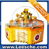 New arrival coin pusher toy gift crane machine candy vending game machine for amusement park