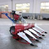 1.2m Harvester, grass cutter , rice machine , wheat cutting machine , China harvester, Gasoline/Diesel Power