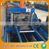 China Steel cable tray making machine