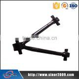 Best quality in V-Torque rod ASSY, V-stay, for used Euro heavy truck, OEM 9473500105-0005-0605-0905