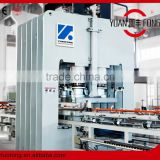 High-speed short cycle hot press for MDF,HDF,PB,plywood production line,melamine paper lamination line