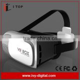 VR Headset 3D Virtual Reality Glasses Virtual Reality Headset Helmet Extremely Convenient VR Case