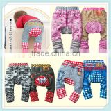 Baby Pants Boys Girls Baby Leggings Infant Spring Autumn Cartoon Animal Trousers Pants Newborn Clothing Wear PP Pants
