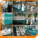 China supplier corn flour milling machine/low price flour mill plant/maize flour milling machine