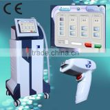 Diode laser hair removal system blue high power laser