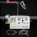Oxygen Machine For Skin Care High Quality 2 In 1 Water Oxygen Jet Facial Relieve Skin Fatigue With Oxygen Sapry Gun Nutrition Import Oxygen Jet Peel Machine
