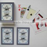 Plastic Playing Cards Casino Poker Cards Lead/Phthalates Free Poker Card