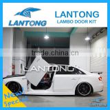 Zhejiang Lantong Body Kits Lambo Door Kit For Audi A4L Gull Wing Doors