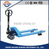 2ton 2.5ton 3ton 5ton hand pallet fork lifter ,hydraulic pallet truck for sale