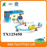 large railway bullet toy train