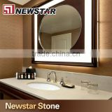 Newstar Wholesale Ceramic Vanity Tops Phoenix Stone Vanity Top Double Sink Bathroom Vanity Top