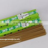 Best quality agarwood incense with bamboo stick - Chinese type, NON-TOXIC, CHEMICAL FREE AND NO AROMA