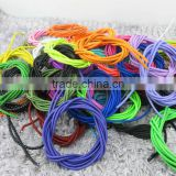 Stretch shoelaces sports shoes laces do not have to tie the elastic band shoelaces elastic rope