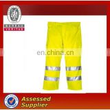 safety work pant with 3M reflective tape
