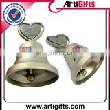 Newest fashion metal craft festivous metal bell