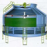 Water Cooling Tower Systems Filling Cooling Tower Water Fan