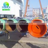 42 inch steel pipe/pvc coated steel pipe that alibaba low price of shipping to canada