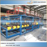 equipment for making composite roof tiles EPS Sandwich Roof Wall Panel Cold Roll Forming Machine