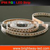 Warm White Solar powered led strip lights IP68,50000 hours long life LED Flexible Strip Light