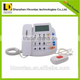 Elderly care product sos emergency phone with watch for blind