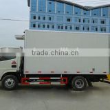 Dongfeng mini refrigerated truck for sale 5 tons truck cooler refrigerator