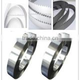 50crv4 wood working polished white bandsaw steel strip