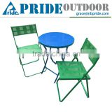 Outdoor Folding Chair Set Patio Balcony Garden Cheap Cafe Outdoor Tables And Chairs