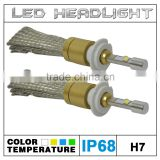 LED Automotive H7 H4 H11 Headlight Bulbs For Refit Car Accessories                                                                         Quality Choice
