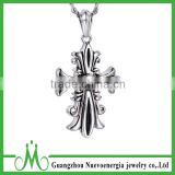Factory price fashion cross costume jewelry necklace