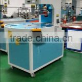 Automatic rotation type high-frequency fusing machine