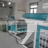 PE Two layer (1000mm width)Air bubble wrap film making machine