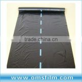 Agricultural black mulch film for Baked navy bean