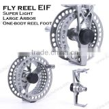 CNC fishing waterproof fly reel
