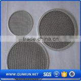 Able fine stainless steel disc filter for aeropress coffee maker replaces paper(Factory)