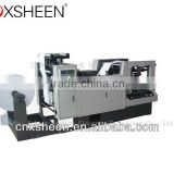 Bill Punching and Folding Machine, paper processing machinery bill drilling and folding machine