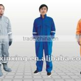 Flame retardant antistatic workwear fire proof suit