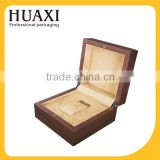 custom made wooden watchbox watch packaging box                                                                                                         Supplier's Choice